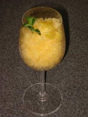 Мороженый сок Granita - фото шаг 5