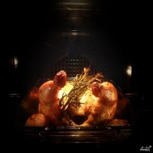 Курица в духовке на Новый год - фото шаг 2