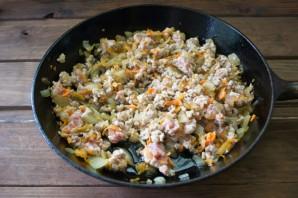 Запеканка мясная с овощами - фото шаг 6