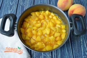 Варенье из персиков с апельсинами - фото шаг 5