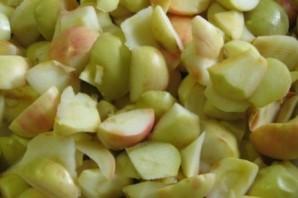 Джем из яблок на зиму - фото шаг 1