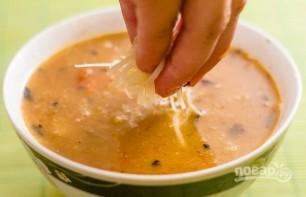 Овощной суп с баклажанами - фото шаг 6