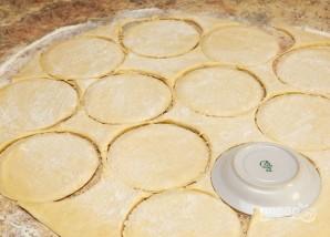 Быстрое тесто на кефире для пирожков - фото шаг 8