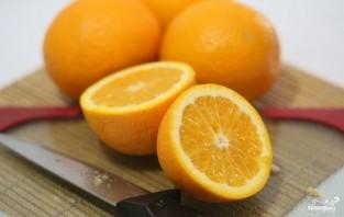 Апельсиновый фреш - фото шаг 2