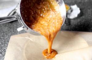 Браунис соленой карамелью - фото шаг 5
