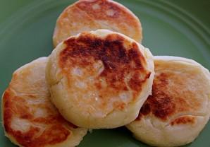 Блинчики из картофельного пюре  - фото шаг 11
