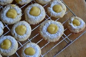 Творожно-банановое печенье диетическое - фото шаг 3