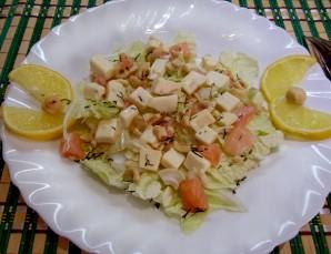 Салат к картошке - фото шаг 6