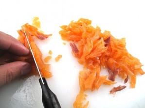 Закуска из краба и копченого лосося - фото шаг 2
