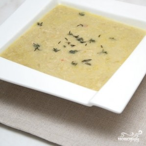 Крем-суп из курицы - фото шаг 13