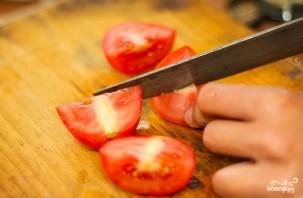 Салат с манго и помидорами - фото шаг 3