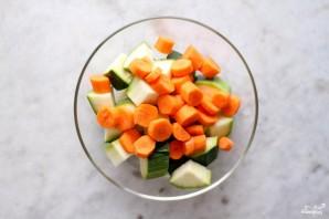 Салат с тунцом и макаронами - фото шаг 3
