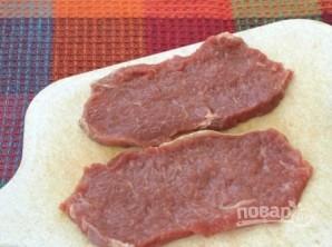 Лангет из говядины в духовке - фото шаг 1