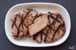 Стейк из говядины на гриле - фото шаг 4
