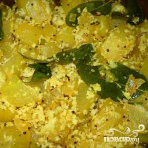 Блюдо из сладкой тыквы - фото шаг 6