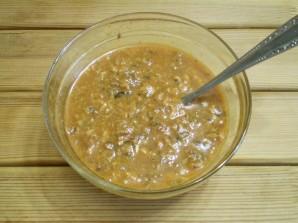 Салат с килькой в томате - фото шаг 3