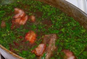 Мясо по-фламандски - фото шаг 5