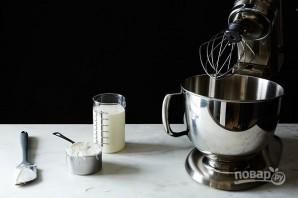 Крем для торта из йогурта - фото шаг 1