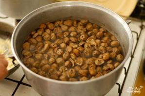 Варенье из грецких орехов - фото шаг 5