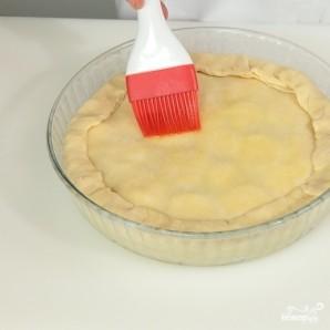 Пирог с фаршем - фото шаг 13