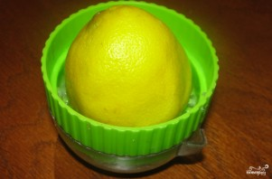 Лимонный торт - фото шаг 5