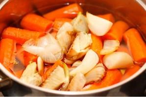 Пюре из моркови - фото шаг 5