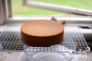 Клубничный торт - фото шаг 4