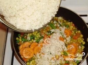 Суп с рисом - фото шаг 4