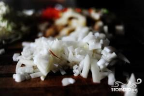 Итальянский суп с фрикадельками - фото шаг 5