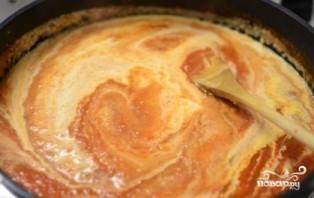 Говяжьи фрикадельки в томатном соусе - фото шаг 8