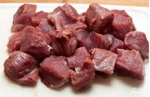Шашлык из свинины в вине - фото шаг 1