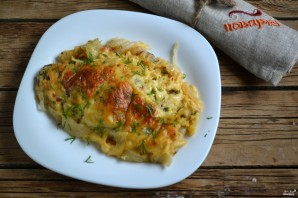 Пангасиус в духовке под сыром - фото шаг 6