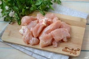 Филе курицы под соусом - фото шаг 2