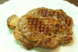 Антрекот из говядины - фото шаг 5