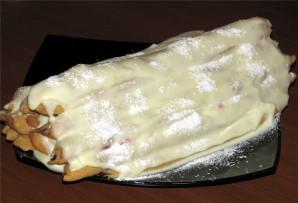 """Торт """"Дрова под снегом"""" - фото шаг 9"""