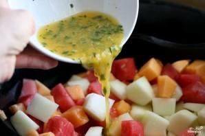 Салат из дыни и арбуза - фото шаг 11