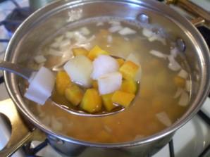 Летний суп из моркови - фото шаг 5