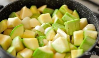 Холодный суп-пюре из кабачков - фото шаг 1