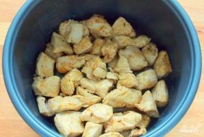 Тушеная индейка с картофелем - фото шаг 4