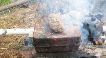 Утка горячего копчения - фото шаг 5