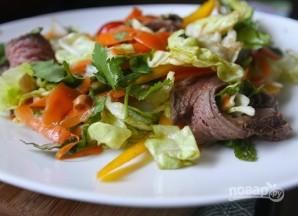 Салат из говядины - фото шаг 10