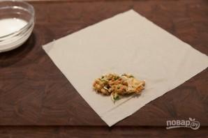 Мясо в рисовой бумаге - фото шаг 6