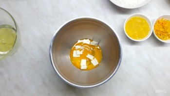 Цитрусовый кекс - фото шаг 2