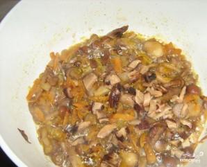 Суп из чечевицы с грибами - фото шаг 2