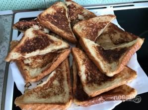 Испанские сладкие тосты - фото шаг 6
