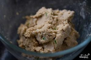 Амарантовые хлебцы - фото шаг 4