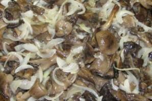 Вкусная капуста с грибами на зиму - фото шаг 3