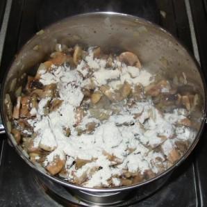 Суп из шампиньонов - фото шаг 5