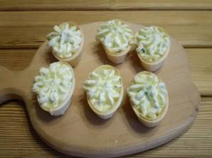 Закуска с сыром и чесноком - фото шаг 7
