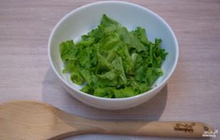 Салат к Ризотто - фото шаг 1